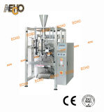 Machine à emballer verticale de remplissage de cuvette