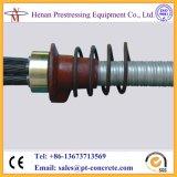 Анкер и клин Multistrands трубопровода столба напрягая Corrugated