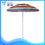 Schuilplaats van de Zon van de Paraplu van het Strand van het Terras van 6.5 voet draagt de Openlucht met Schuine stand Zak