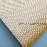 Pano de filtro de cinto industrial de poliéster monofilamento de 220 micron