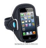 Горячая продажа неопреновые спорта нарукавные повязки для мобильного телефона