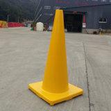 """[هونغقيو] أمان منتوج [لز-203ا] [بفك] حركة مرور مخروط, 28 """", صفراء"""