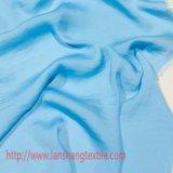 Tela tingida do poliéster para a matéria têxtil da HOME do vestuário do revestimento de vestido da mulher