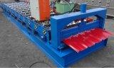 Trapezoide Profil-Metallstahlblech-Fußbodendecking-Rolle, die Maschinerie bildet