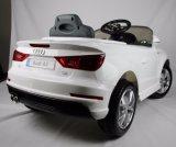 Audi A3 a autorisé la conduite sur le jouet de véhicule bon marché