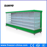 판매를 위한 슈퍼마켓 팬 냉각 공기 커튼에 의하여 사용되는 냉장고