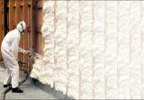 [فيبرغلسّ] يرشّ زبد لأنّ جدار عزل