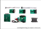 Conjunto completo del OBD del explorador de la corrección del odómetro del Tacho V2008 con todos los cables