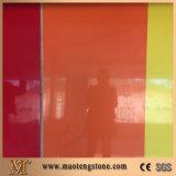 인공적인 석영 순수한 색깔 시리즈를 닦는 Klin 밥 백색