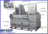 汚水処理ポリマー準備および投薬システム