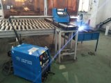 lage kosten LG-100 CNC de snijder van de het plasmamacht van de metaallucht