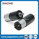 Motor de poca velocidad del engranaje del eje de salida del metal de la alta torque pequeño