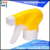 28/400 28/410 28/415 Pulverizador de Gatillo de plástico de la mano con el color de la cabeza
