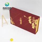 صنع وفقا لطلب الزّبون مغنطيس صلبة ورقيّة طباعة صندوق مع بناء