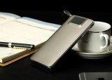 экрана дисплея LCD полимера 20000 mAh крен силы USB ультратонкого двойной с электрофонарем