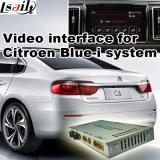 Поверхность стыка автомобиля видео- для системы новых 2017 C6 etc Citroen Peugeot Ds Голубой-я, Android задего навигации и панорамы 360 опционных