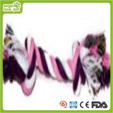 Brinquedo da mastigação da corda do cão de animal de estimação dos produtos do animal de estimação