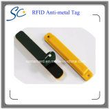 Etiqueta pasiva de la frecuencia ultraelevada RFID del metal anti de ISO18000 6c