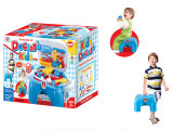 Kids Pretend Play Toy Doctor Set on Chair (H0535138)