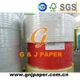 Tamaño de rollo Cabonless diferentes tamaños de papel para el mercado del sudeste
