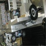 Máquina de etiquetas automática de alta velocidade da luva do Shrink do frasco