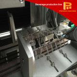 Einfache Geschäfts-Kreishülse Bettle Etikettiermaschine