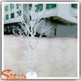 Meo decoration de mariage de branches d'arbres blancs secs artificielle