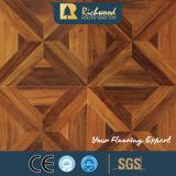 Commercial 8.3mm Woodgrain White Oak Texture Teak Wood Laminate Laminated Flooring