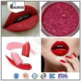 Het natuurlijke Minerale Gebruik van het Pigment van het Mica voor de Lippenstift van de Kleur