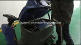 Электрическая езда пакгауза на скруббере пола с батареей
