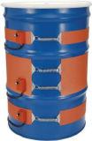 ドラムシリコーンゴムのヒーター(オイルドラム、化学ドラム、等のために)