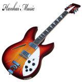 Hanhai音楽/12のストリングRiken様式のエレキギター