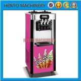 Máquina automática del helado de suavidad del acero inoxidable