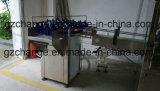 Produits liquides automatiques remplissant chaîne de production de écriture de labels recouvrante de codage