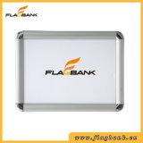 Aluminiumbildschirmanzeige gestaltet /Snap-Rahmen-Plakat-Halter für Förderung