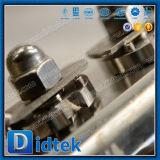 """Blocchetto del doppio del manuale 1/2 """" NPT di Didtek & valvola a sfera di Dbb della valvola di scarico"""