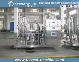 Máquina de engarrafamento de vidro do engarrafamento do refresco da bebida