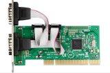 PCI Adapter-Karte zur serielle Schnittstelle COM-RS232 mit Mcs9865