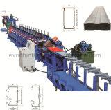 machine à profiler de faisceau de rayonnage à palettes