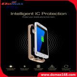 Côté sans fil de pouvoir de cas de chargeur de batterie Li-ion pour l'iPhone 6 de téléphone mobile