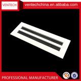 Отражетель шлица алюминиевой поставкы вентиляции систем HVAC линейный