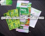 100% Herbal Fruta Bio adelgaza la cápsula