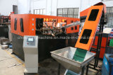 Máquina plástica modificada para requisitos particulares automática del moldeo por insuflación de aire comprimido de la botella