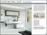 3D для струйной печати пол и стены покрыты керамической плиткой (VWD36C616, 300X600мм)