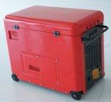 Il Ce del collegare di rame del bisonte (Cina) BS3500ds 3kVA 3000W ha approvato il generatore silenzioso raffreddato ad aria del diesel del Portable garantito 1 anno 3kw