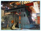 China Fabricante Superior do forno de arco eléctrico UHP para produção de aço