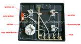 Prezzo poco costoso sviluppato nell'intervallo S4503A del fornello della fresa del gas dello smalto