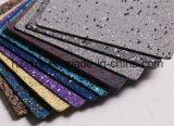 Ce rouleau de plancher de caoutchouc Fitness approuvé Sport tapis en caoutchouc
