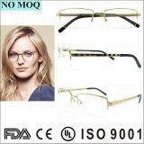 Telaio dell'ottica del nuovo di stile di vetro monocolo di titanio di Eyewear