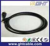 cavo esterno spesso 1.4V (D004) del diametro HDMI di alta qualità 10m